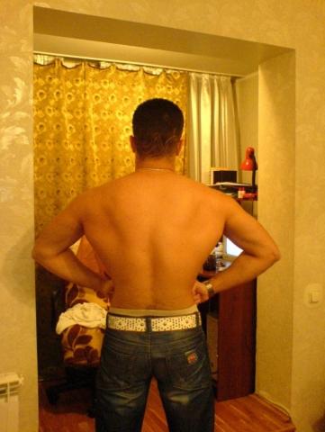 Еще спина