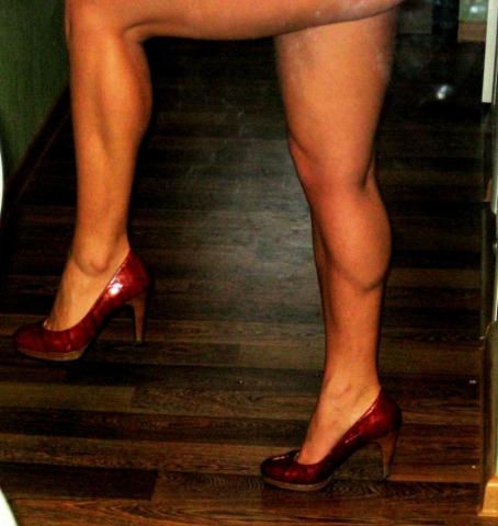 Продолжим расчлененку:) Ноги